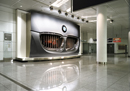 Wellcome Wall BMW